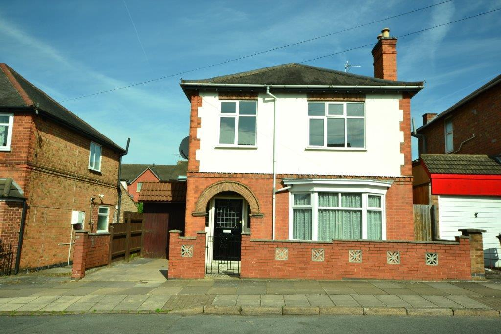 3 Bedrooms Detached House for sale in Greenhill Road, Leicester